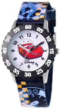 Disney Pixar Cars Lightning McQueen Kids' Time Teacher Watch