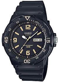 Casio Men's Black Analog Watch