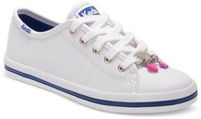Keds Girls' Kickstart Charm Sneakers