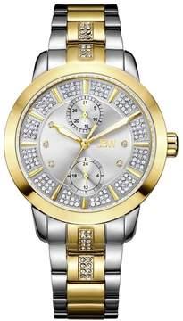 JBW Lumen Silver Dial Diamond Ladies Watch