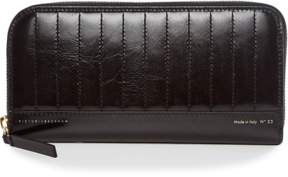 Victoria Beckham Large Zip Around Wallet
