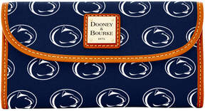 Dooney & Bourke Penn State Nittany Lions Large Continental Clutch