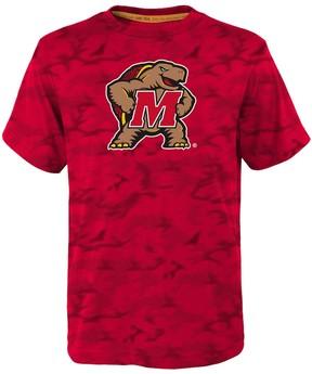NCAA Boys 4-7 Maryland Terrapins Vector Dri-Tek Tee