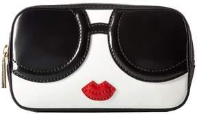 Alice + Olivia Fanny Stace Face Crossbody Cross Body Handbags
