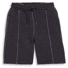7 For All Mankind Little Boy's Classic Cotton Shorts