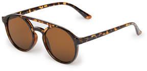 Perry Ellis Bridge Keyhole Sunglasses