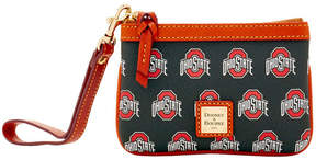 Dooney & Bourke Ohio State Buckeyes Exclusive Wristlet - RED - STYLE