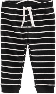 First Impressions Striped Thermal Jogger Pants, Baby Boys (0-24 months), Created for Macy's
