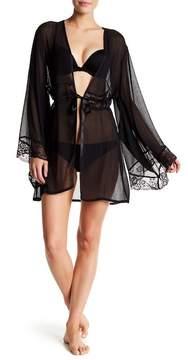 Felina Hela Sheer Lace Kimono