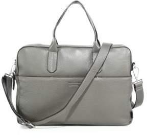 Uri Minkoff Leather Briefcase