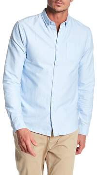 Scotch & Soda Classic Button Down Regular Fit Oxford Shirt