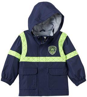 Carter's Boys 4-7 Police Water-Resistant Lightweight Jacket