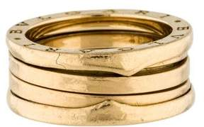Bvlgari 18K B.Zero 1 Ring