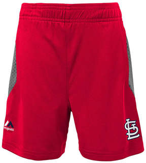 Majestic St. Louis Cardinals Legacy Short Set, Toddler Boys (2T-4T)
