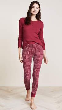Calvin Klein Underwear Domino Chips PJ Set