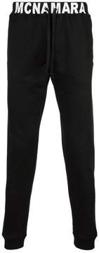 Cynthia Rowley | Midnight Mcnamara Graphic Jogger Pants | L | Black