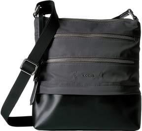 Lodis Kate Nylon RFID Wanda Travel Crossbody Cross Body Handbags