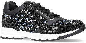 Philipp Plein Annette Embellished Sneakers