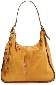 Hobo Marley Leather Beige