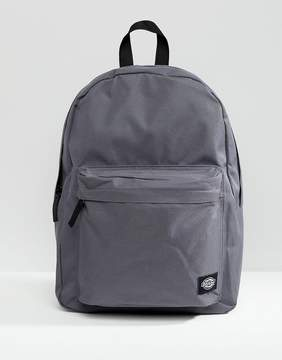 Dickies Indianapolis Backpack in Charcoal