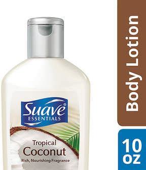 Suave Essentials Body Lotion Tropical Coconut