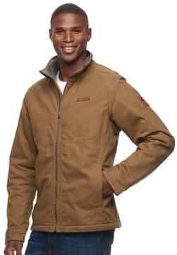 Columbia Men's Beacon Stone Omni-Shield Sherpa-Lined Jacket