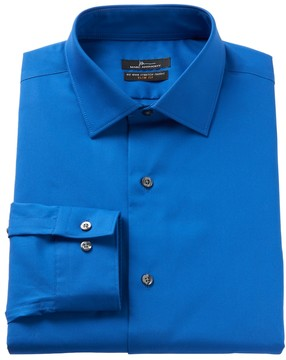Marc Anthony Men's Slim-Fit Non-Iron Stretch Dress Shirt