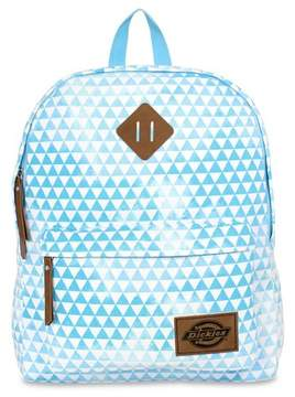 Dickies Classic Canvas Backpack - Cloud Triangles