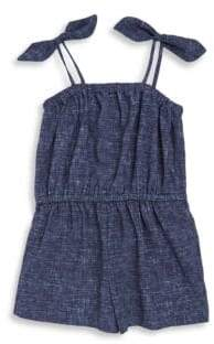 Milly Minis Toddler's, Little Girl's& Girl's Tie Romper