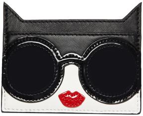 Alice + Olivia Stace Face Cat Card Case