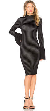 Central Park West Coconut Grove Bell Sleeve Dress