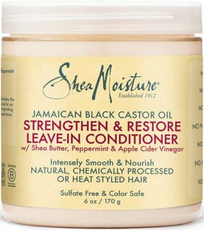 Shea Moisture SheaMoisture Jamaican Black Castor Oil Strengthen & Restore Leave-In Conditioner