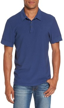 James Perse Men's High Twist Classic Polo