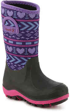 Kamik Girls Bluster2 Youth Snow Boot