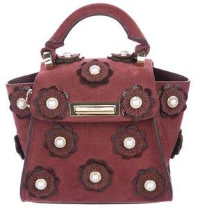 Zac Posen Eartha Iconic Top Handle Mini Bag w/ Tags