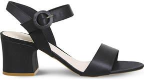Office Melbourne satin block heel sandals