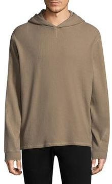 Ovadia & Sons Thermal Cotton Hoodie