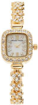 Adrienne Vittadini AD11808 Gold-Tone Watch
