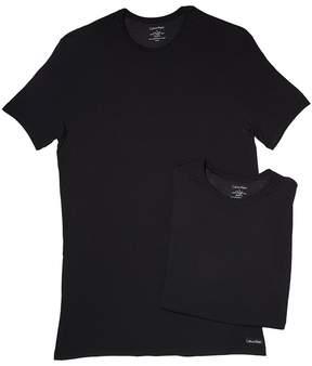 Calvin Klein Underwear 2-Pack Body Modal Crew Neck Tee Men's T Shirt