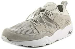 Puma Blaze Of Glory Soft Men US 13 Gray Running Shoe