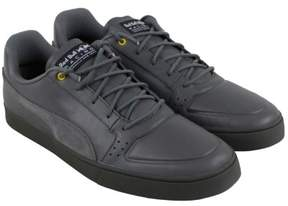 Puma Rbr Wings Vulc Smoked Pearl Mens Lace Up Sneakers