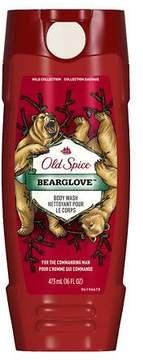 Old Spice Wild Collection Bodywash Bearglove