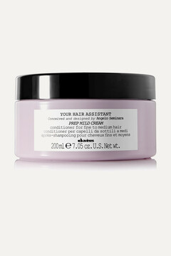 Davines Your Hair Assistant Prep Mild Cream, 200ml - Colorless
