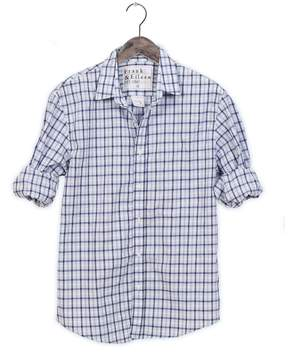 Frank And Eileen Mens Paul Limited Edition Grid Check Button Down Shirt