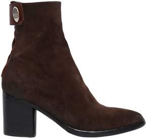 Alberto Fasciani 70mm Suede Ankle Boots