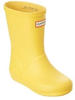 Hunter Kids' First Boot.