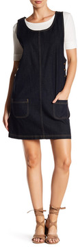 Big Star Avery Sleeveless Denim Dress