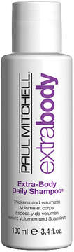 Paul Mitchell Travel Size Extra Body Extra-Body Daily Shampoo