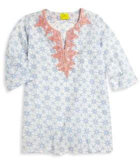 Roberta Roller Rabbit Toddler's, Little Girl's & Girl's Meena Kurta Top