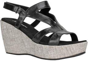 Antelope 799 Patent Wedge Sandal